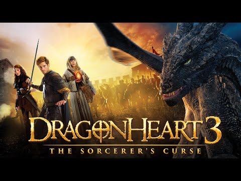 Сърцето на дракона 3: Проклятието на магьосника (2015) Трейлър