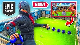 EPIC Added My Gamemode to Fortnite!