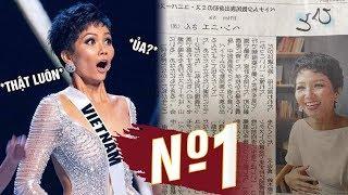 Cộng đồng người Nhật PHÁT SỐT vì H'hen Niê và giá trị THẬT SỰ của Hoa hậu đẹp nhất thế giới!