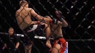 Dan Hooker Breaks Down Perfectly Timed Knee Against Ross Pearson