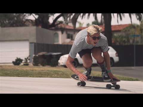 """Video TRITON SKATEBOARDS Surfskate PRISMAL 32"""""""