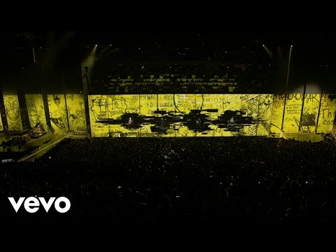 U2 - Invisible (iNNOCENCE + eXPERIENCE Live in Paris)