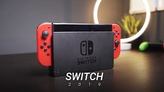 Nintendo Switch in 2019.