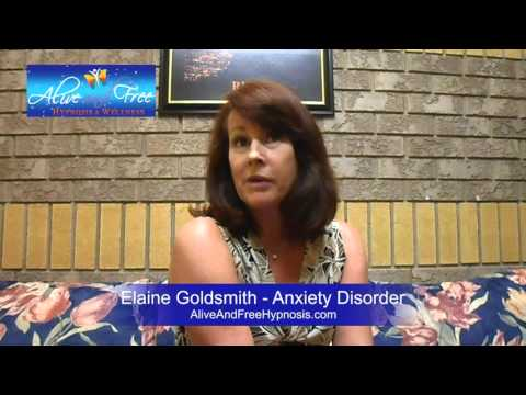 A&F Hypnosis Testimonial: Elaine Goldsmith - Anxiety and Stress