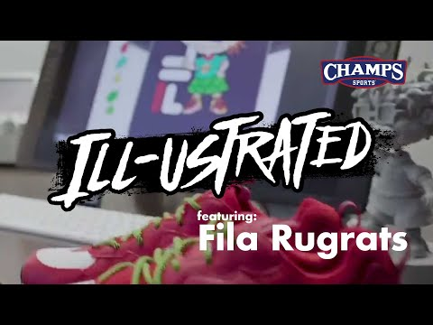 c8f958d1dac Champs Sports Launches Exclusive FILA x Rugrats Collection