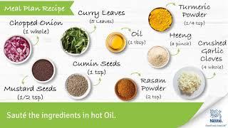 Tomato Rasam Recipe | Healthy Food Recipe for Kids | Ask Nestle