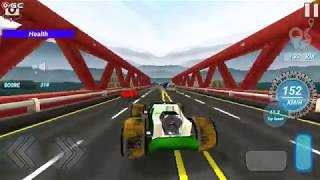 """Highway Fastlane Car Racing - Super Speed Car """"Mountain Traffic"""" Android Gameplay FHD #3"""