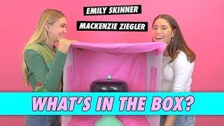 Mackenzie Ziegler vs. Emily Skinner - What's In The Box?