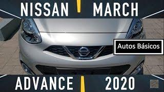 Nissan March 2020 versión intermedia