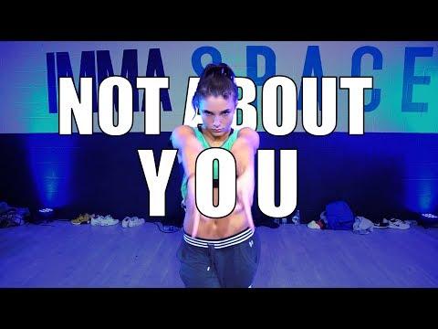 Not About You ft Jade Chynoweth - Haiku Hands | Brian Friedman Choreography | ImmaSpace