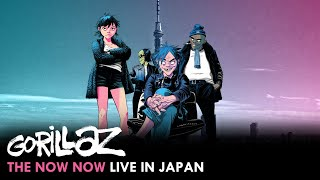 """Gorillaz - """"The Now Now"""" Live in Japan"""
