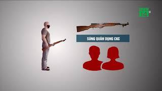 Kẻ nghiện ma túy nổ súng bắn chết vợ chồng Giám đốc rồi tự sát | VTC14