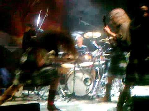 Vexillum - The Brave and the Craven live Košice