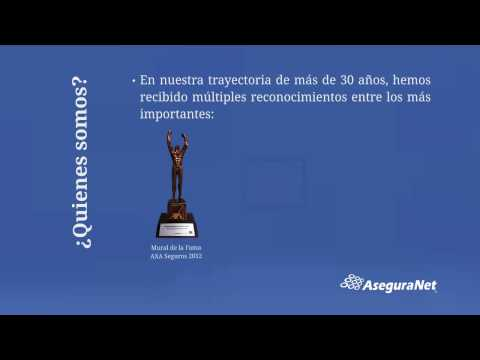 Video Institucional AseguraNet