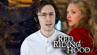 *RED RIDING HOOD* is just a worse Twilight