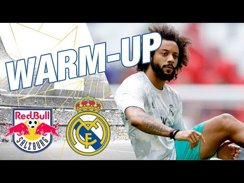 Warm-up | Red Bull Salzburg vs Real Madrid