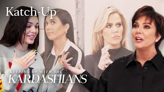 Kardashians Don't Trust Kris Jenner's Boyfriend & Kourtney Moves Out: