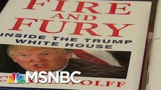 How Did Michael Wolff Gain Access To The White House? | Velshi & Ruhle | MSNBC