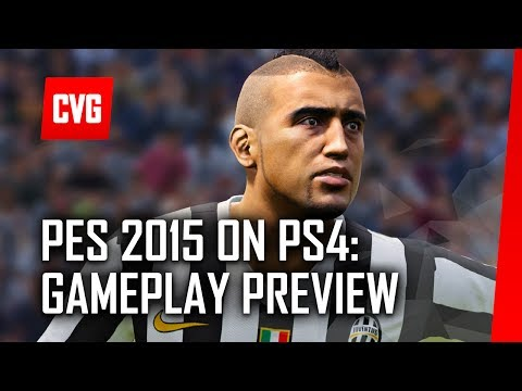 PES 2015 Gameplay Preview: We've played it! | PS4 HD 720p