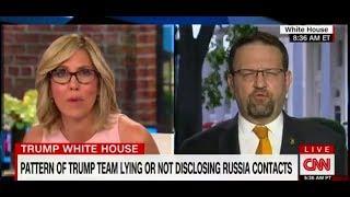 Sebastian Gorka SAVAGES CNN's Alisyn Camerota: 'More People Watching Nick at Night Than CNN'