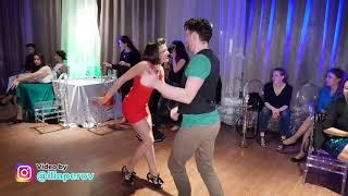 Social dancing at Salsa Night Awards 2017-2018 (SNA2017)