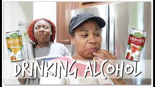 Drinking Alcohol | Family Vlogs