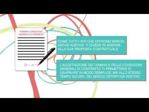 Tutorial:Elementi del contratto