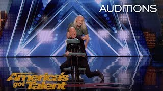 Howie Mandel's Craziest Stage Moments On Season 13 - America's Got Talent 2018