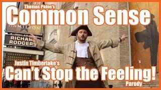 "Common Sense (Justin Timberlake's ""Can't Stop the Feeling"" Parody) - @MrBettsClass"