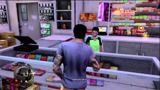 Square Enix Presents: Sleeping Dogs Story Part 5 - Hong Kong Police Case