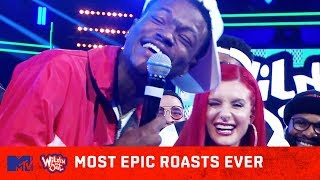 Best Of Justina Valentine vs. DC Young Fly Most Epic Roasts Ever 😂 Wild 'N Out
