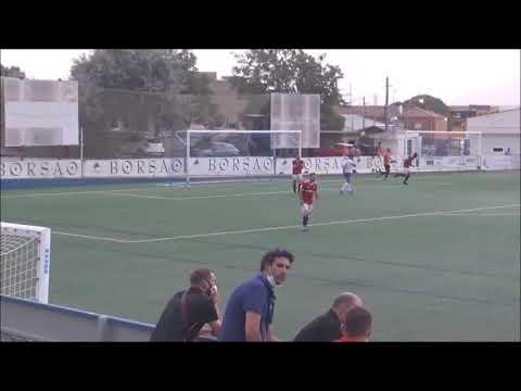 (RESUMEN y GOLES)SD Borja 1-2 CF Calamocha / Jornada 1 - Grupo A / Copa Federación