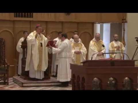 Abbatial Blessing