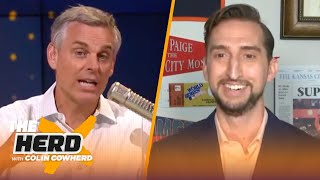 There's no way Kawhi will be a better player than KD, talks Chiefs dynasty — Nick Wright   THE HERD