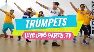 Trumpets | Zumba® | Live Love Party  | Trumpets Challenge |  #DUTTYSTEPPINZ