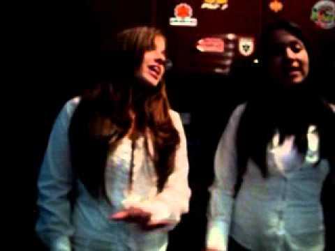 Baixar Ariane Franchi & Elaine Franchi (cover) fala comigo -  Eyshila