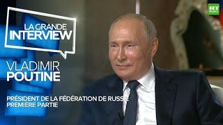 Interview de Vladimir Poutine sur NBC - Première partie