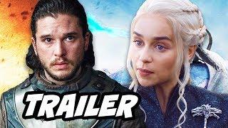 Game Of Thrones Season 7 Episode 7 Finale Trailer Breakdown