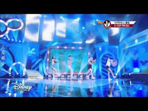 151203 SMROOKIES GIRL (SR15G) - Atlantis Princess 아틀란티스 소녀 (BoA) @ Mickey Mouse Club Ep10