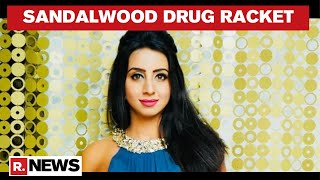 Video: Arrested actress Sanjjanaa Galrani in drug case ref..