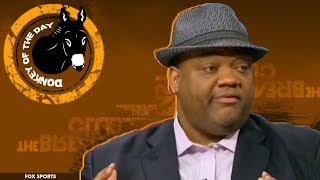 Jason Whitlock Says Racism Only Affects The Poor, Lebron James Is Too Rich To Be Hurt By Racism