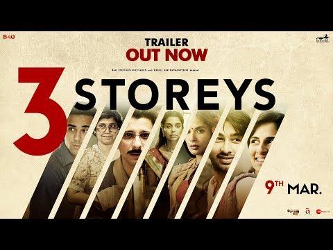 3 Storeys Official Trailer - Richa - Renuka Shahane - Pulkit - Masumeh - Sharman - Ankit - Aisha