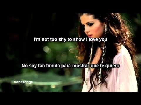 Baixar Selena Gomez - Come & get it (Letra Español-Inglés)
