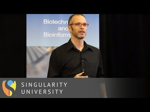Andrew Hessel - Introduction to Synthetic Biology - YouTube