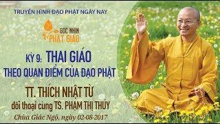 Góc nhìn Phật giáo kỳ 09- Thai giáo theo quan điểm đạo Phật