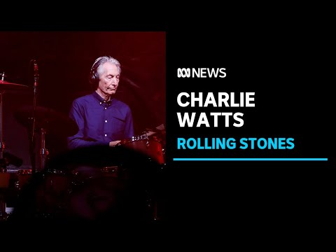 Rolling Stones drummer Charlie Watts dies in London hospital aged 80 | ABC News