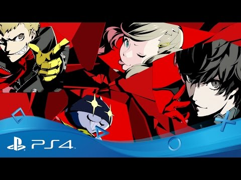 Persona 5 | Story Trailer | PS4