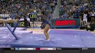 Peng-Peng Lee (UCLA) 2018 Beam vs Oklahoma 10.0