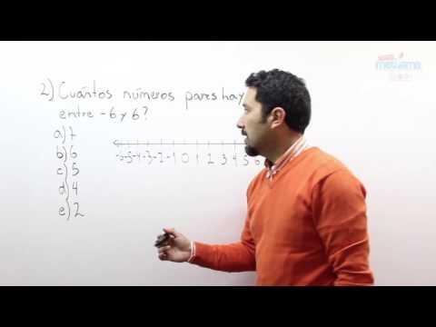 Prueba de números enteros 2