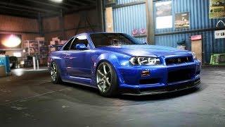 Need for Speed Payback   MX 5 Miata Rally Build - mp3toke